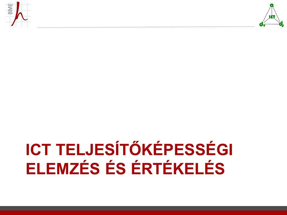 ICT TELJESÍTŐKÉPESSÉGI ELEMZÉS ÉS ÉRTÉKELÉS