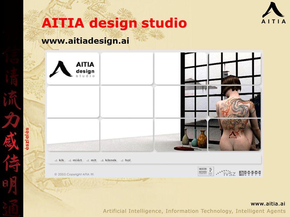AITIA design studio www.aitiadesign.ai észlelés
