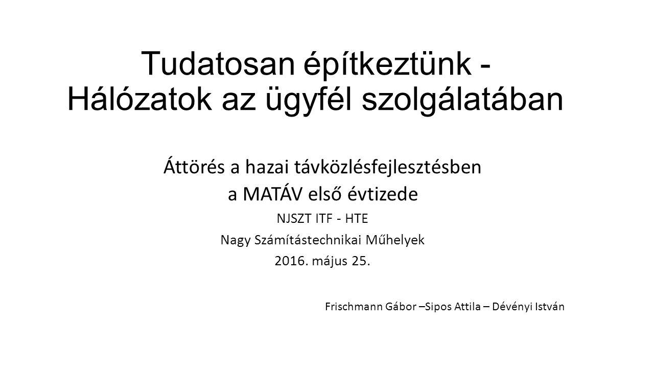 """Ahonnan indultunk Lenini idézet: """"A szocializmus posta, távíró és gépek nélkül – puszta frázis (1982, """"A Posta Budapesten kiadvány mottója) 1985 (Már ekkor sem a szocializmust építettük): 100 lakosra 6,7 főállomás, évi 3,1%-os növekedéssel Várakozók száma: 465 ezer Több mint 1000 településen kézi kapcsolású telefon csak 8-16 óra között Folyamatos forgalmi torlódások A 80-as évek első fele: a meggyőzési célú """"papírok gyártása OMFB, párt, parlamenti előterjesztések: a telefon hiány már gátja az ország fejlődésének"""