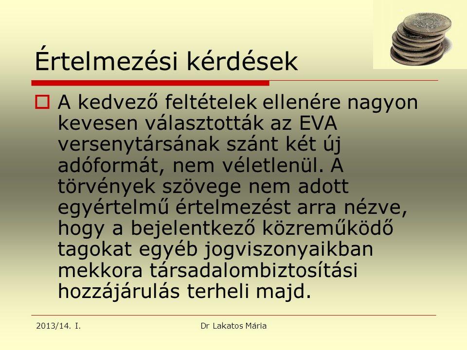 2013/14.I.Dr Lakatos Mária Mi mennyi.