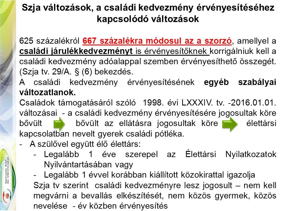 Szja 58.§ (10a) - Vadon gyűjthető termények értékesítése 2016.