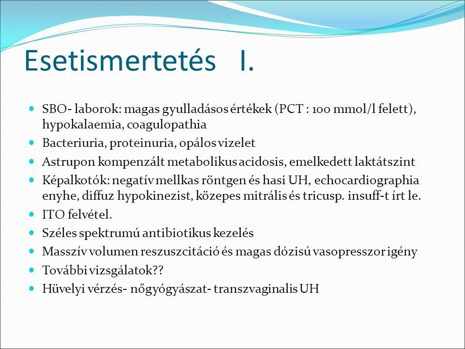  A beteg felvételéről  A további vizsgálatokról  A beavatkozásokról  A kezelésről