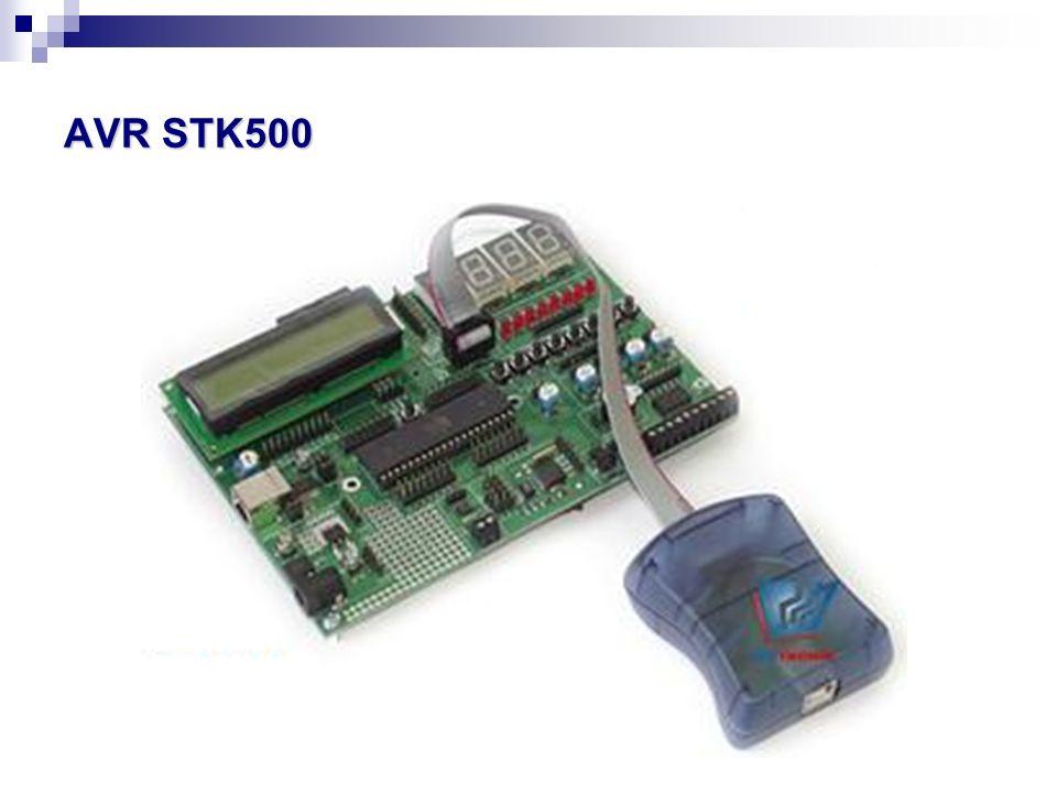 AVR STK500