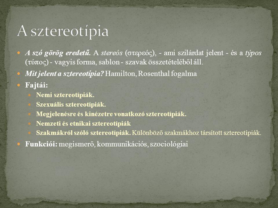 A szó görög eredetű.