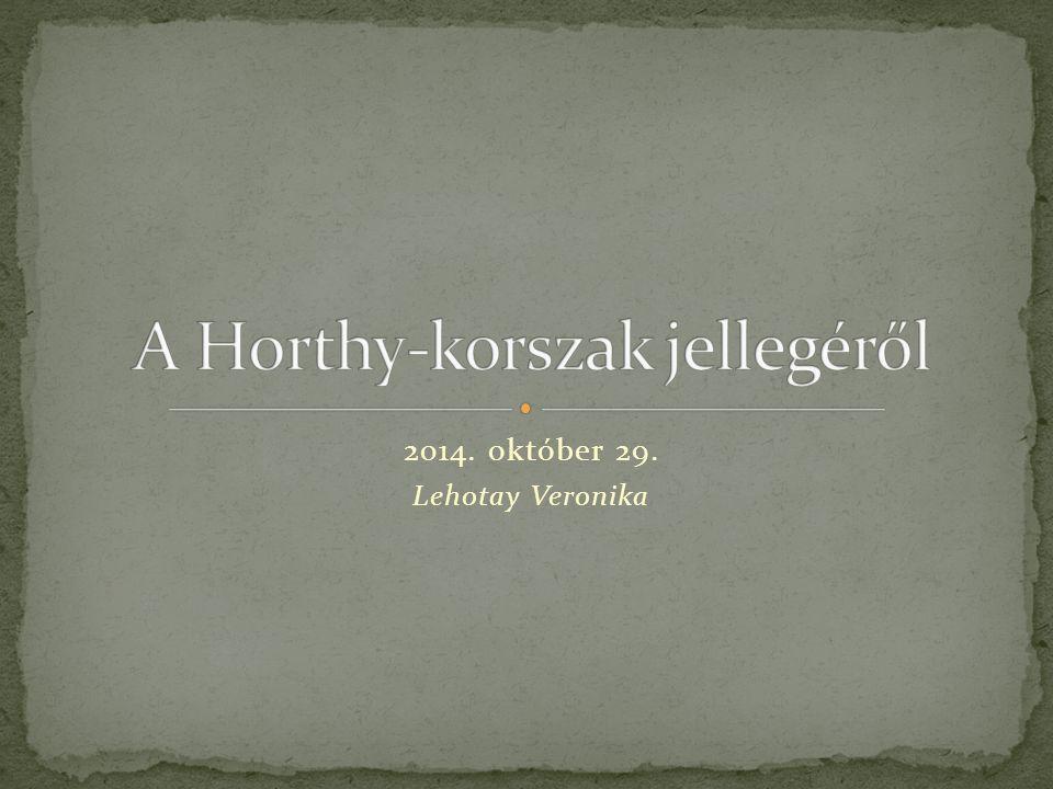 2014. október 29. Lehotay Veronika