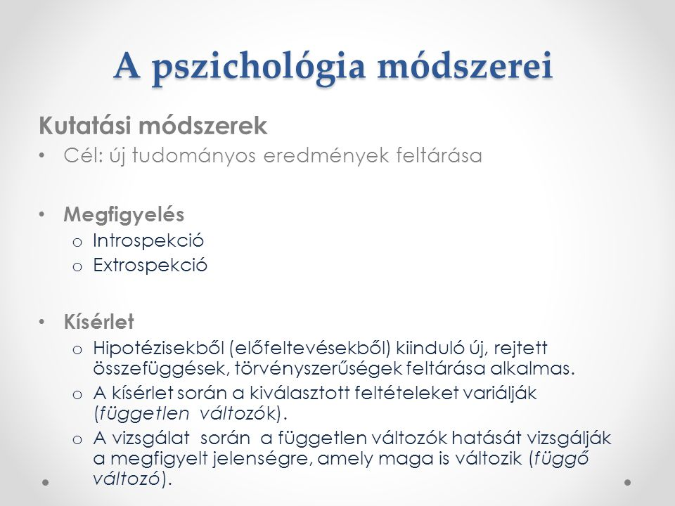 Interdiszciplináris területek Megismeréstudomány (filozófia, antropológia, neurológia, pszichológia, mesterséges intelligencia) Szociobiológia (genetika, evolúciós elméletek és pszichológia) Pszichoneuroimmunológia (pszichológia, neurológia, immunológia) Pszicholingvisztik a (pszichológia, nyelvészet), stb.