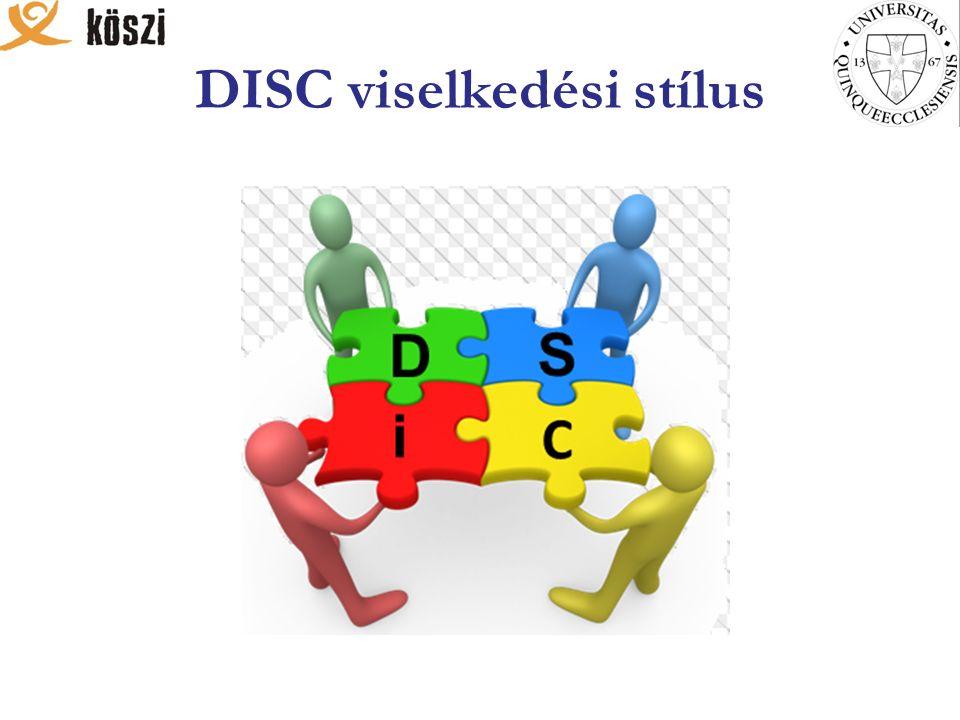DISC viselkedési stílus
