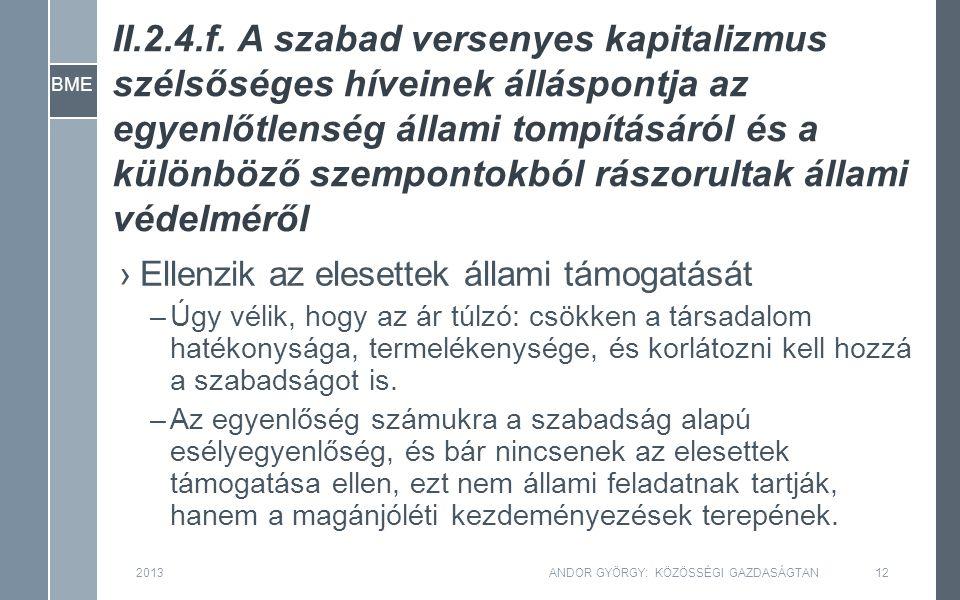 BME II.2.4.f.