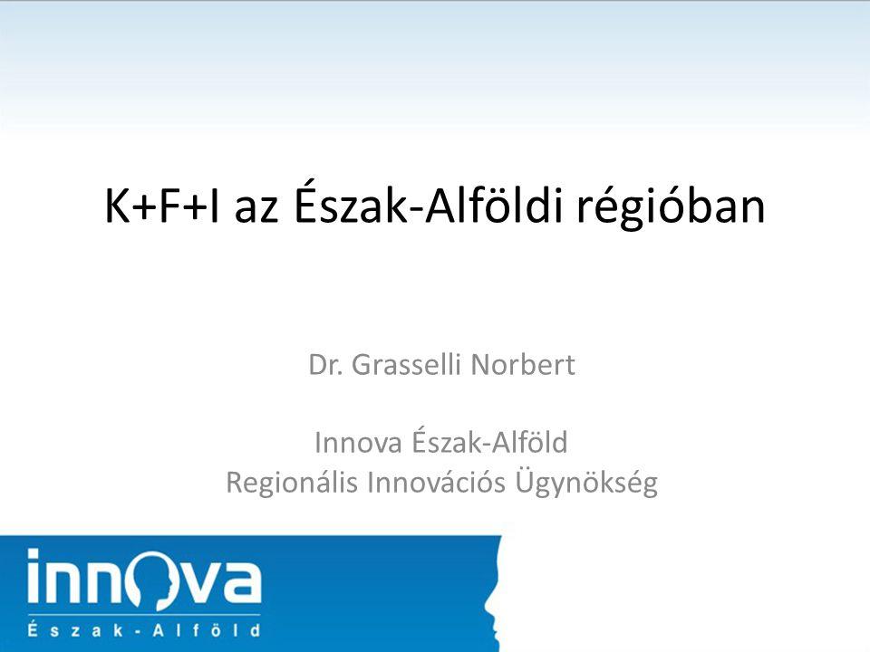 K+F+I az Észak-Alföldi régióban Dr.