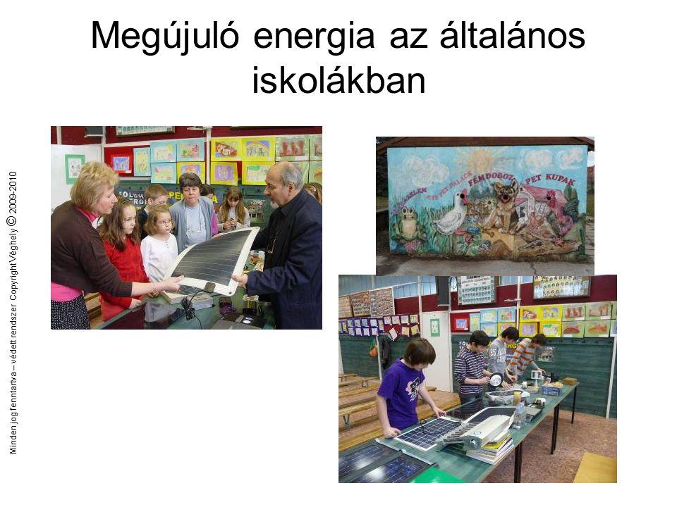 Minden jog fenntartva – védett rendszer Copyright Véghely © 2009-2010 XVIII kerület KASTÉLYDOMBI Általános Iskola ÖKO Iskola