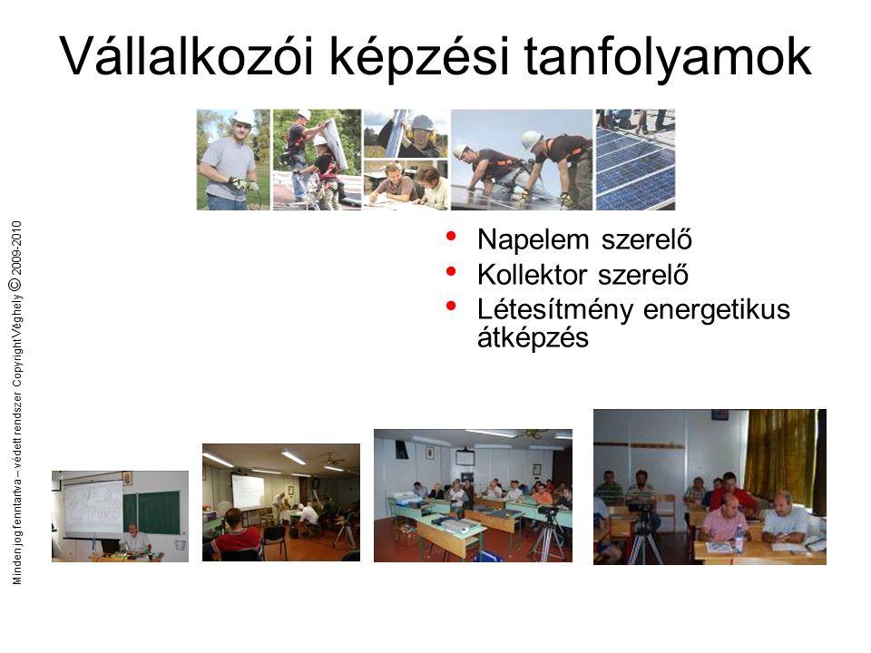Rendszeres lakossági fórumok – energiahatékonyság témakörben