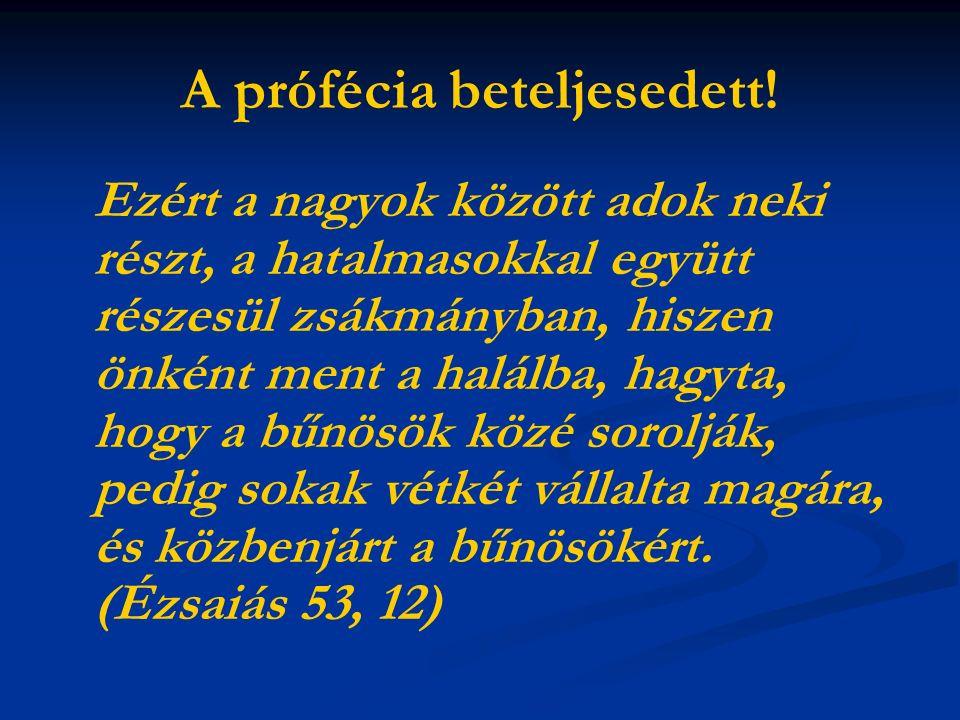 Poncius Pilátus Poncius Pilátus római helytartó neve is szerepel a hitvallásban, ezzel Jézus személyét, kereszthalálát kiemeli a mítoszok, mondák időtlenségéből és pontosan elhelyezi azt az egész emberiség történelmében.