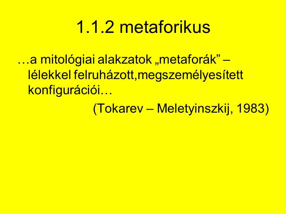 """2.10 a mitológia rétegződése """"felső mitológia """"alsó mitológia hősepikafolklór, népi vallásosság (Frye: 4 mítosztípus tkp."""