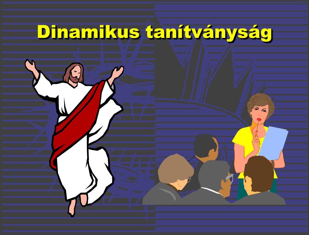 Dinamikus tanítványság