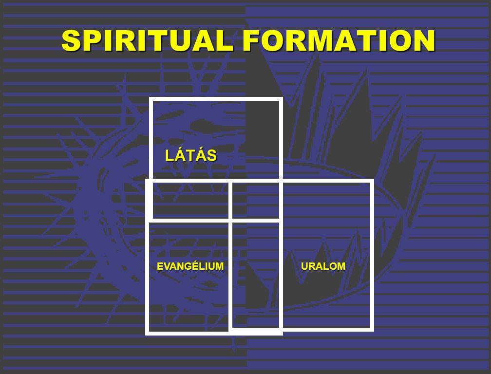 LÁTÁS EVANGÉLIUM URALOM SPIRITUAL FORMATION
