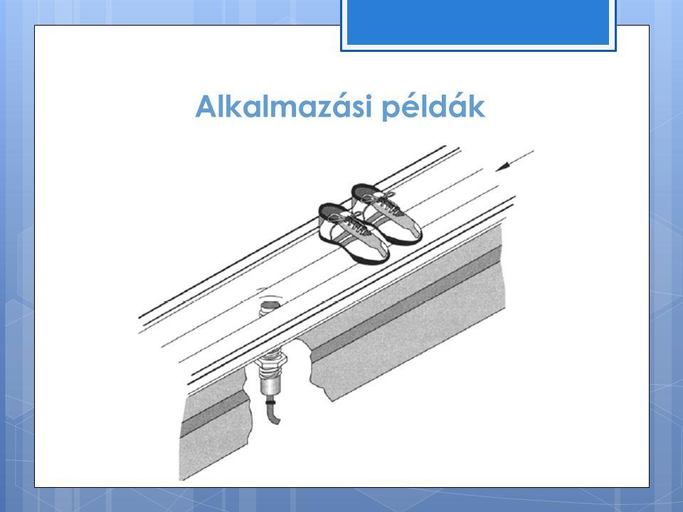 Alkalmazási példák