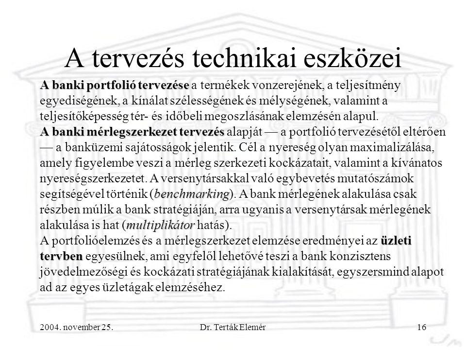 2004. november 25.Dr.