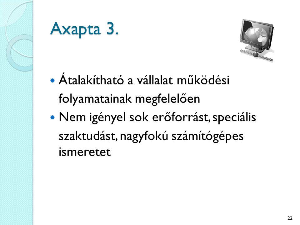 Axapta 3.