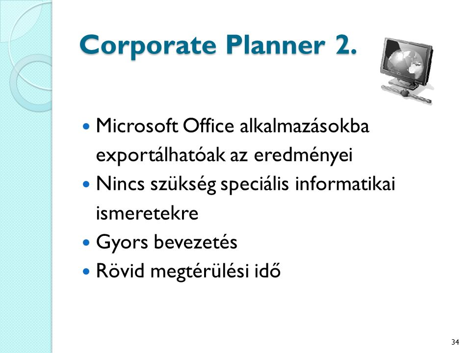 Corporate Planner 2.