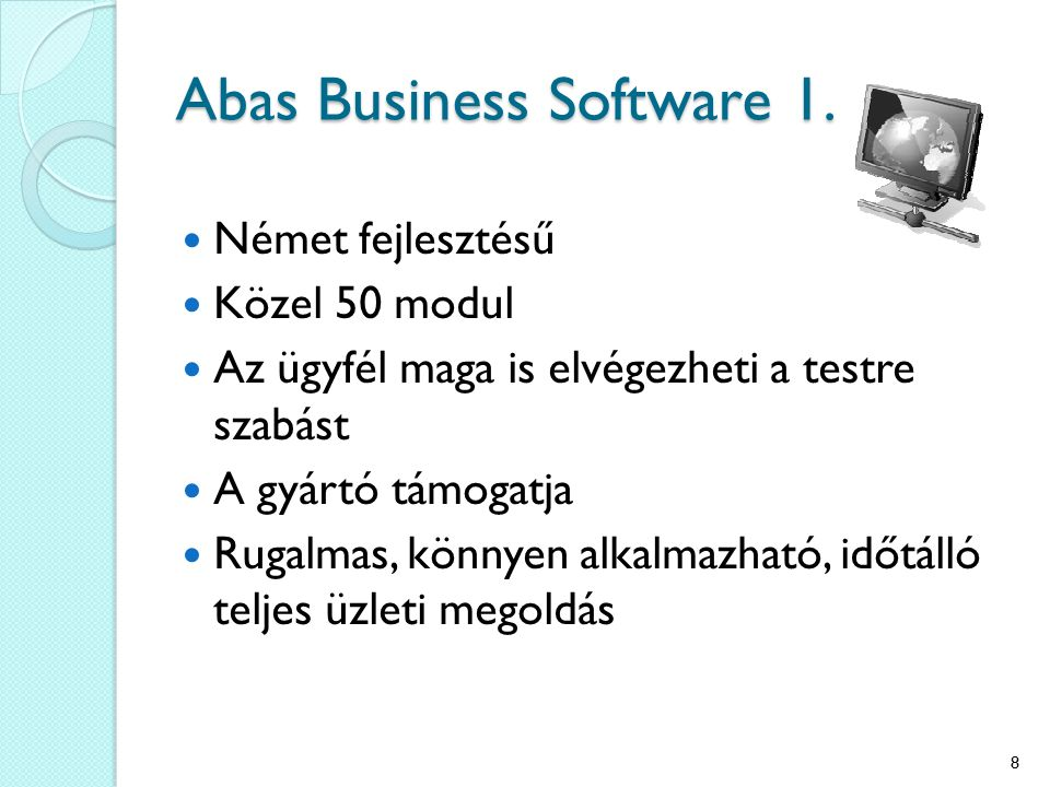 Abas Business Software 1.
