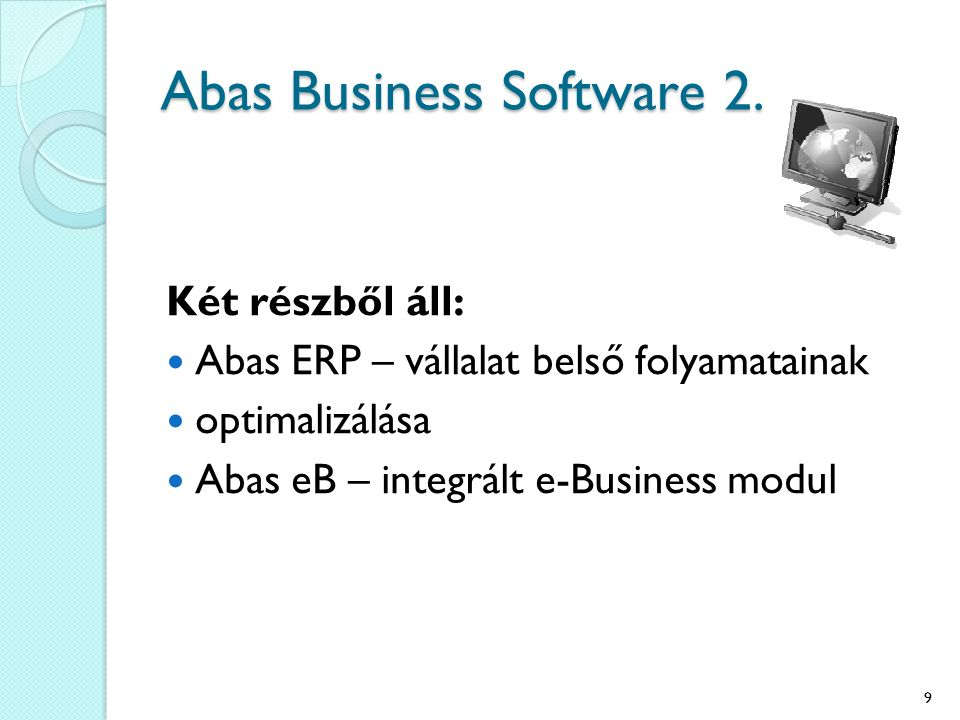 Abas Business Software 2.