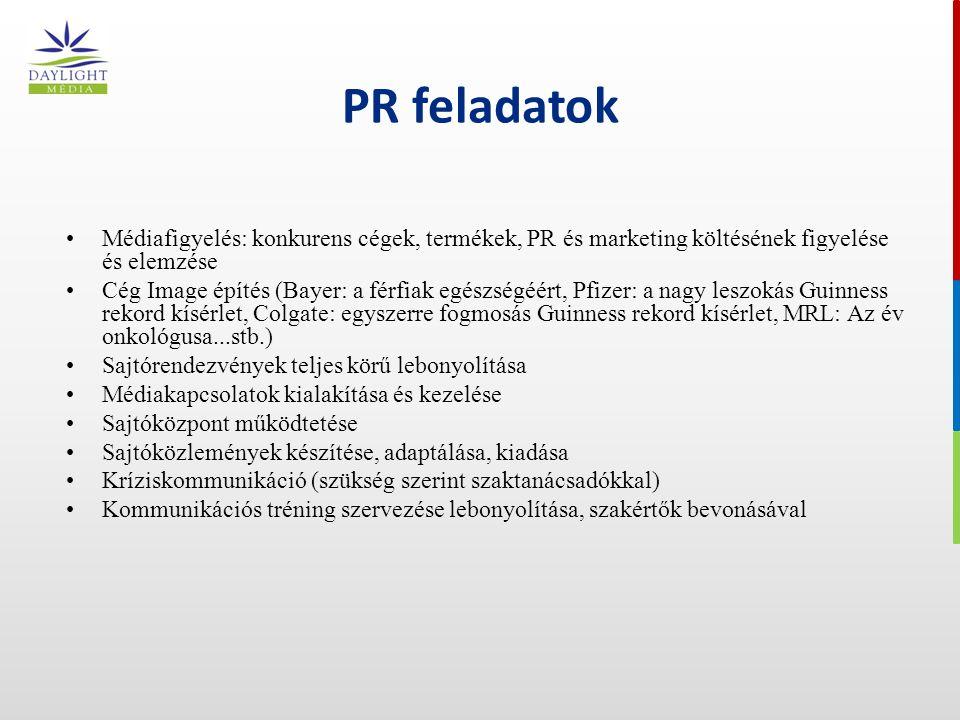 Onkológiai referenciák 2000 óta folyamatosan dolgozunk a Magyar Rákellenes Liga TCR és 1%-os kampányaiban.