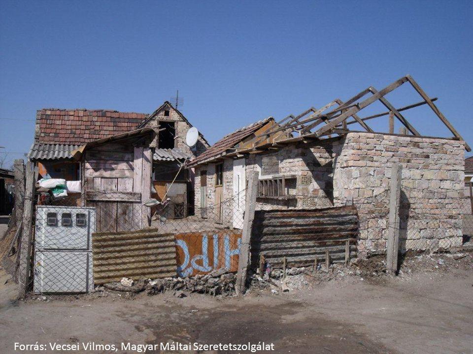 12 Forrás: Vecsei Vilmos, Magyar Máltai Szeretetszolgálat