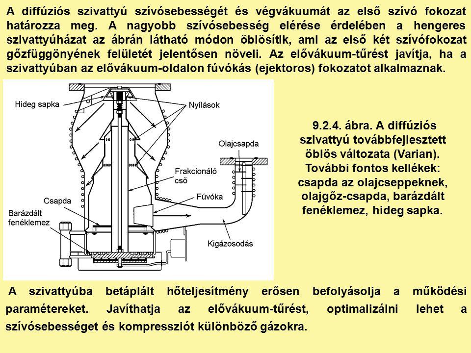 A szivattyúba betáplált hőteljesítmény erősen befolyásolja a működési paramétereket.