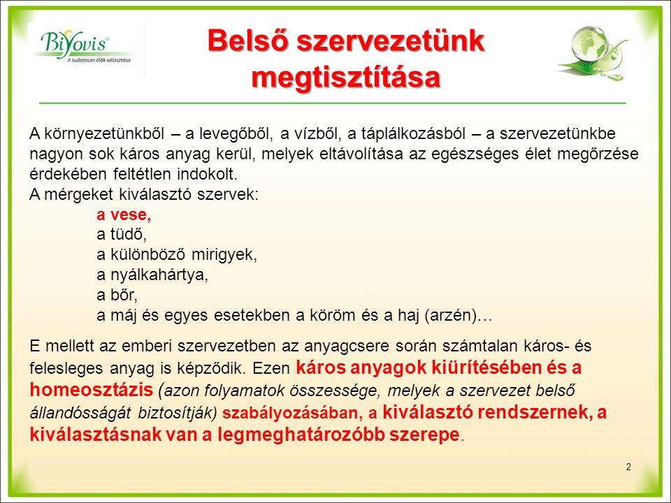 23 Tapasztalatom a VEvis és Biyovis teakeverék használatával Előzmények: 2015.