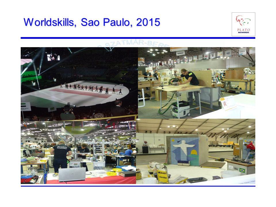 Worldskills, Sao Paulo, 2015