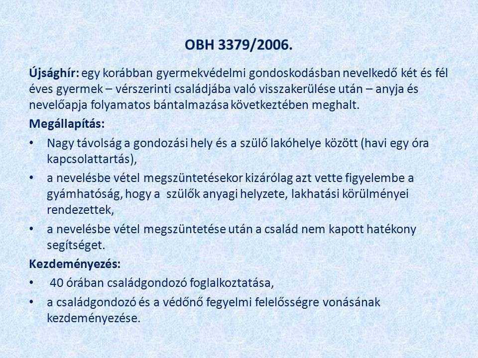 OBH 2597/1999.
