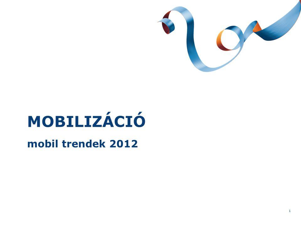 MOBILIZÁCIÓ mobil trendek 2012 1