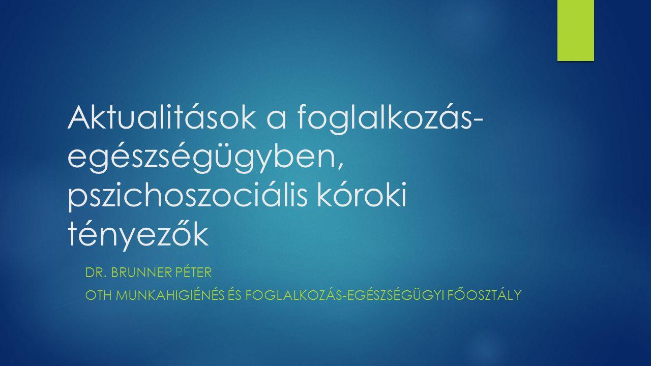 Más szakértők - munkahigiénikus - (munka)pszichológus - ergonómus - egyéb (pl.