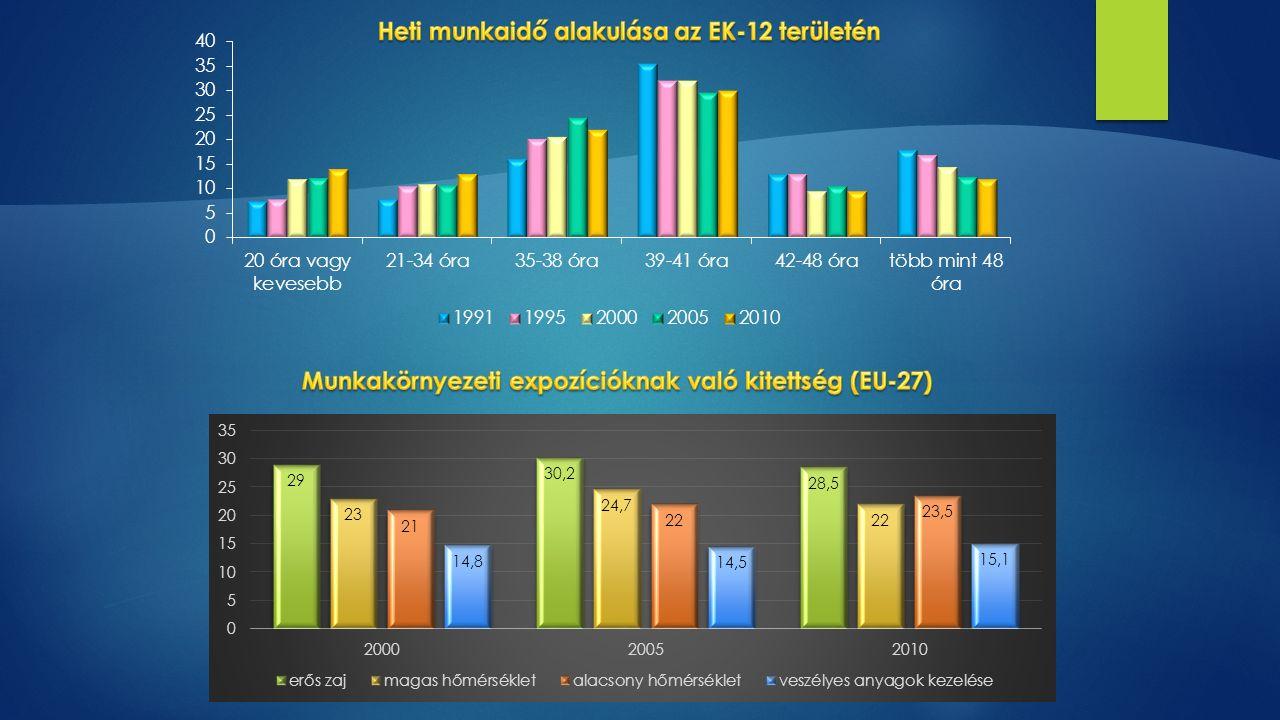 Forrás: European Survey of Enterprises on New and Emerging Risk -2009 %