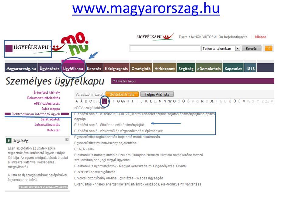 www.magyarorszag.hu