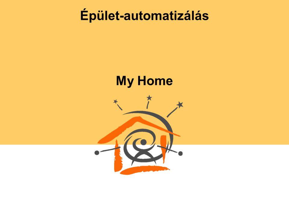 Épület-automatizálás My Home