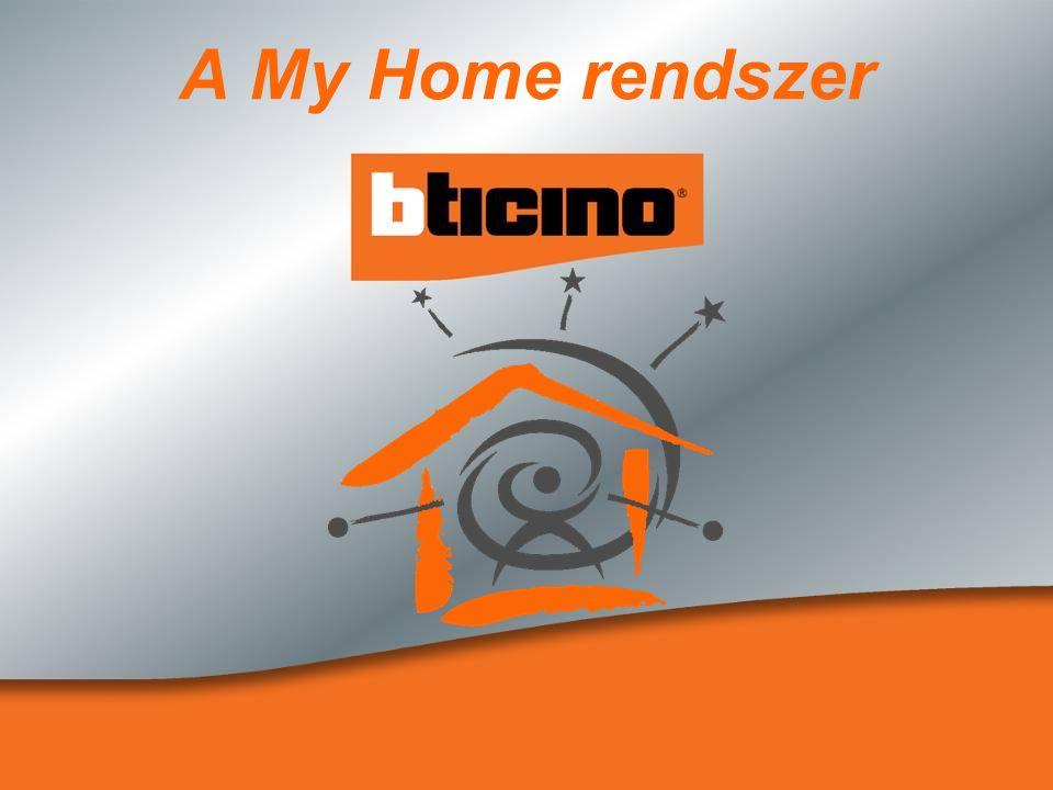 A My Home rendszer