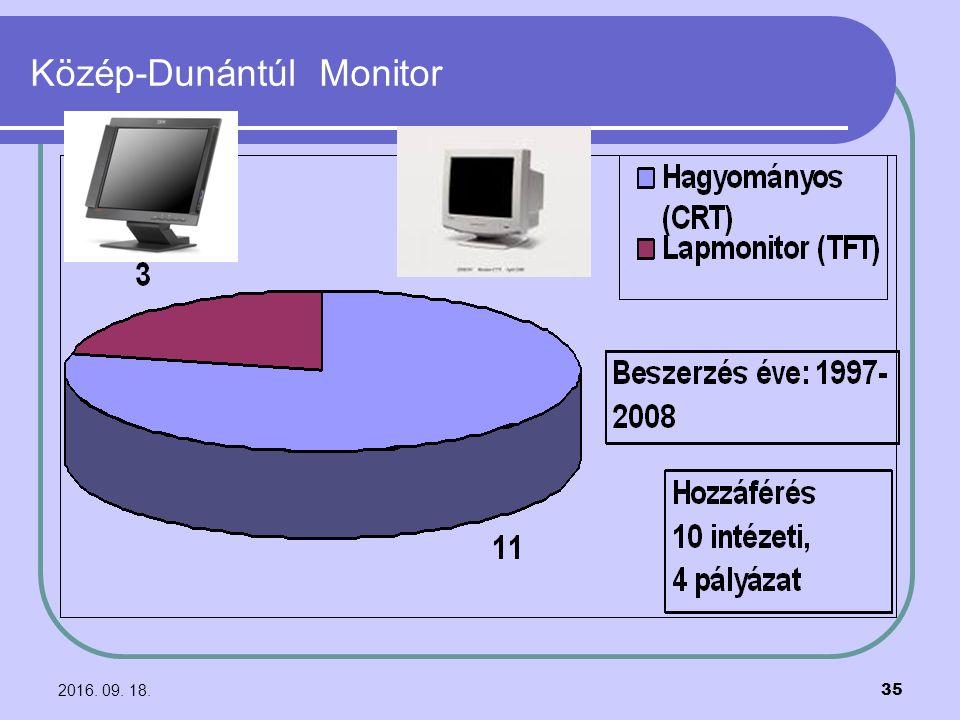 2016. 09. 18. 35 Közép-Dunántúl Monitor