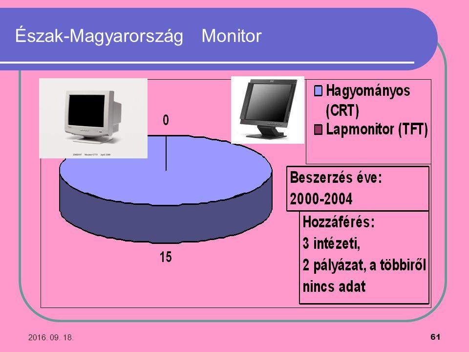 2016. 09. 18. 61 Észak-Magyarország Monitor