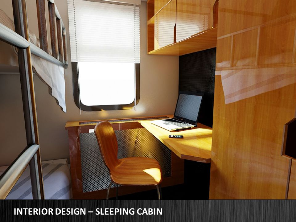 INTERIOR DESIGN – SLEEPING CABIN