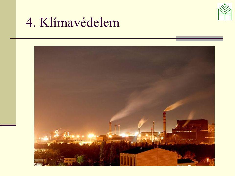 4. Klímavédelem