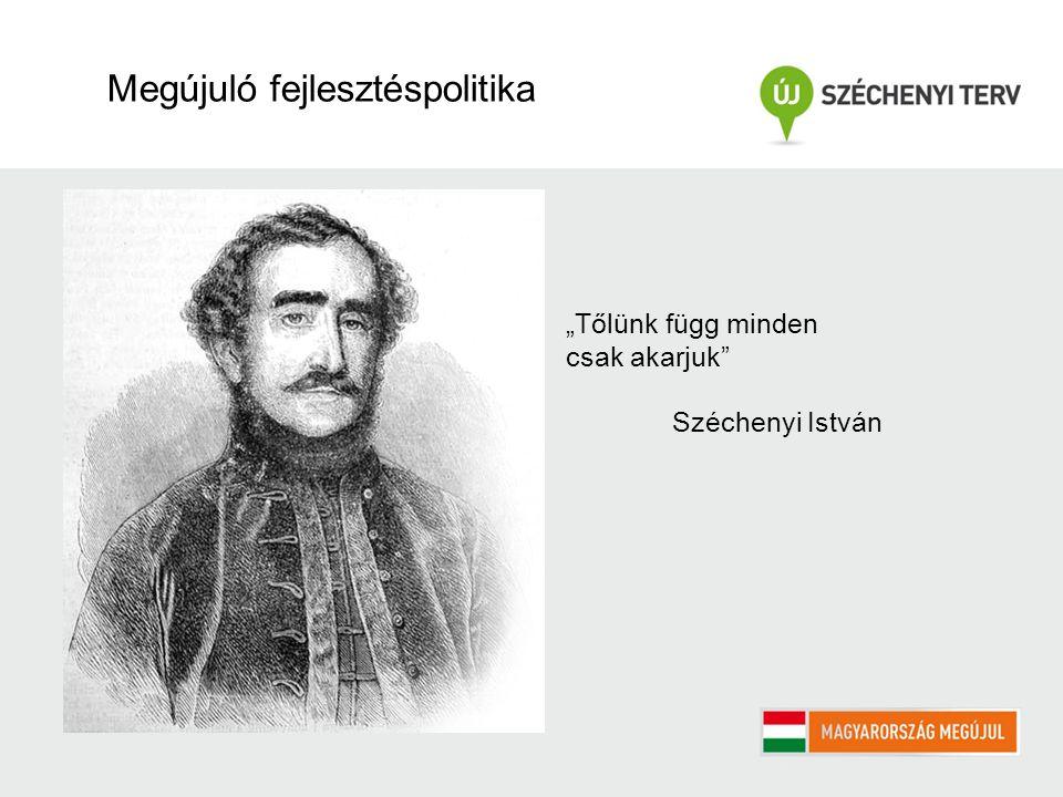 """""""Tőlünk függ minden csak akarjuk"""" Széchenyi István"""