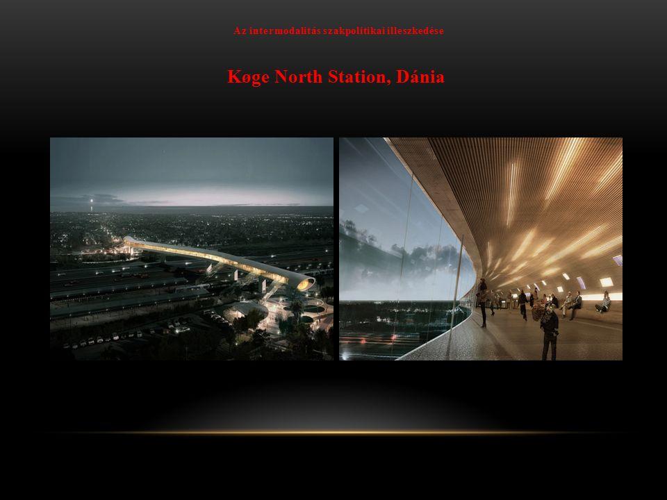 Az intermodalitás szakpolitikai illeszkedése Nemzeti Közlekedési Infrastruktúra-fejlesztési Stratégia A Nemzeti Stratégiát a Kormány 2014.