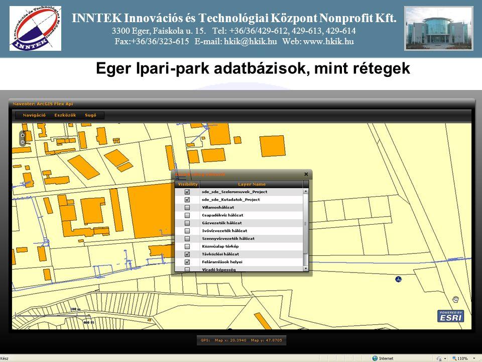 43 INNTEK Innovációs és Technológiai Központ Nonprofit Kft.