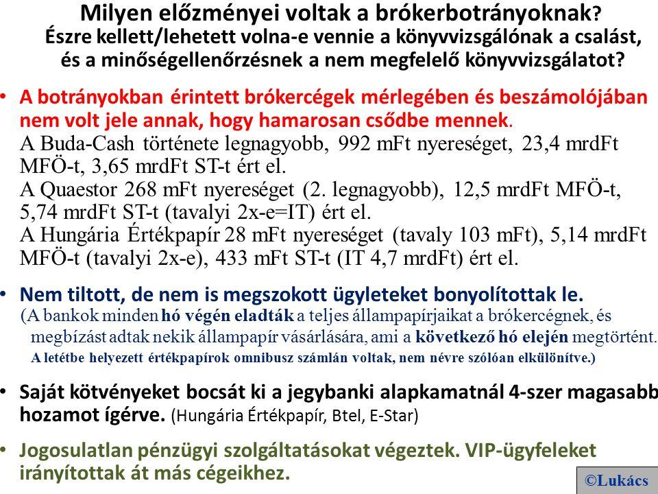 Ad hoc bizottság: B) A fegyelmezés szigorításával A kreditpontok nem teljesítése miatt pénzbüntetés kiszabására kerül sor.