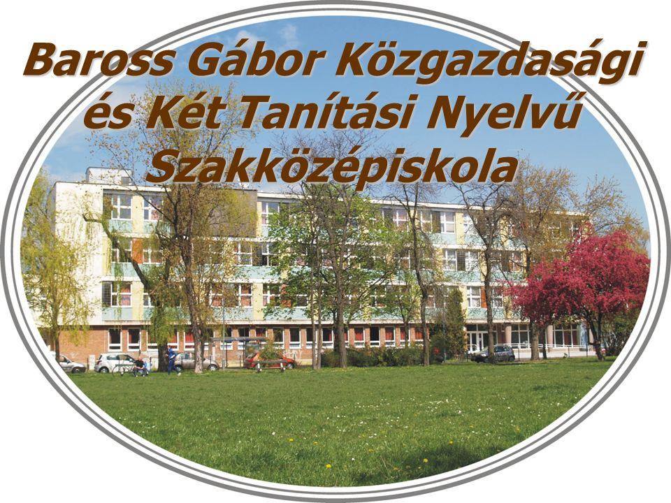 Baross Gábor Közgazdasági és Két Tanítási Nyelvű Szakközépiskola