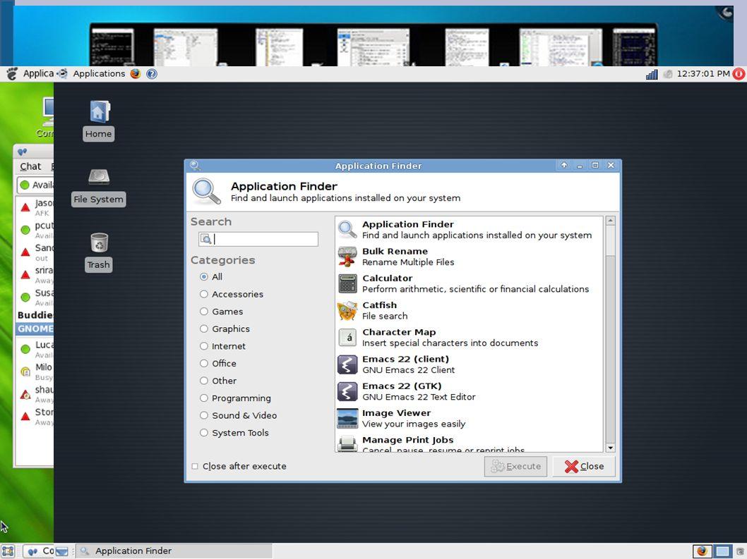 Linux ablakkezelők