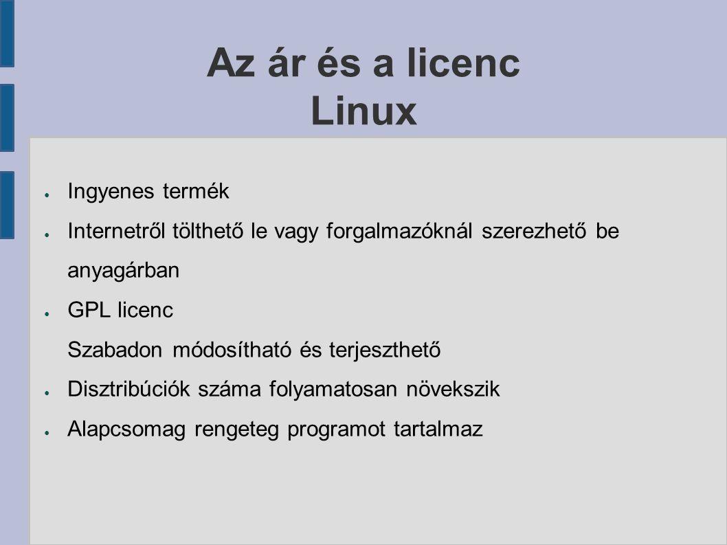 """Stabilitás Windows ● Korai verziók: """"mindent szabad, kivéve néhány dolgot ● Vírusok, felhasználói tévedések céltáblája ● Automatikus frissítés, hibajavítások"""
