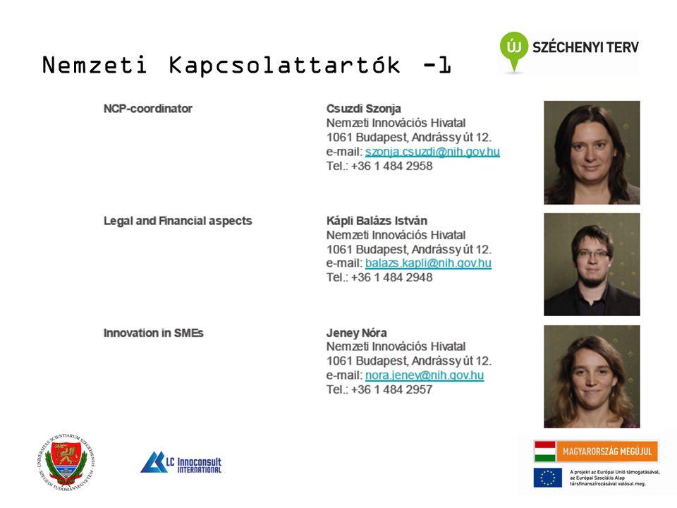 Nemzeti Kapcsolattartók -1