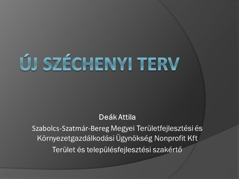 Deák Attila Szabolcs-Szatmár-Bereg Megyei Területfejlesztési és Környezetgazdálkodási Ügynökség Nonprofit Kft Terület és településfejlesztési szakértő